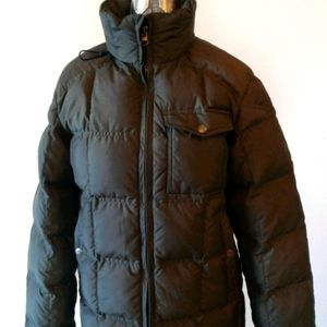 J CREW Expedition Hooded Down Filled Puffer Jacket